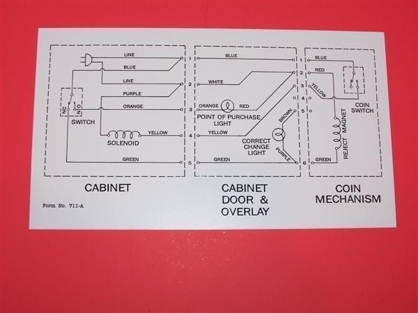 Wiring Diagram Decal For Cavalier Cs
