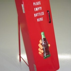 Reproduction Bottle Rack